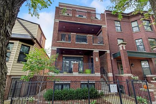 1540 W Wrightwood Unit 1, Chicago, IL 60614 Lincoln Park