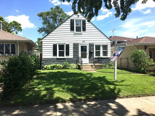 4321 N Sayre, Harwood Heights, IL 60706