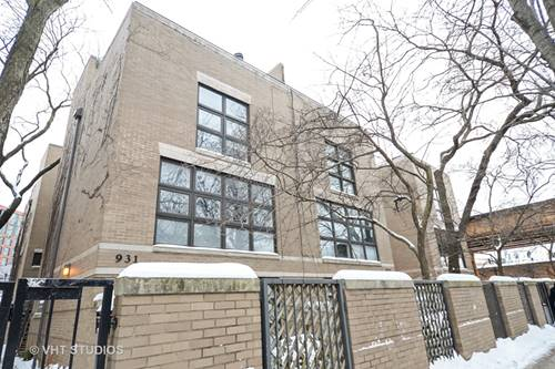 931 W Wrightwood Unit C, Chicago, IL 60614 Lincoln Park