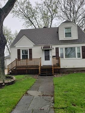 8215 W Ainslie, Norridge, IL 60706