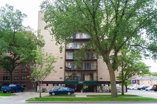 1567 Ridge Unit 806, Evanston, IL 60201