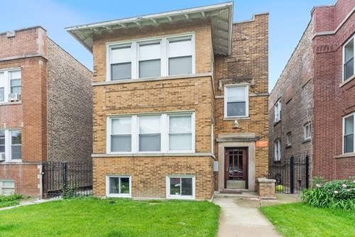 4307 W Drummond, Chicago, IL 60639 Belmont Gardens