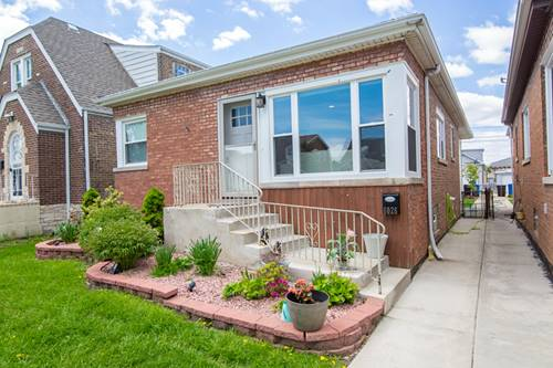 6026 S Mayfield, Chicago, IL 60638 Clearing West