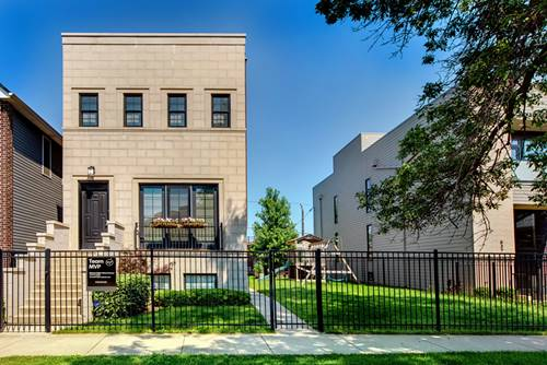 539 N Artesian, Chicago, IL 60612 Smith Park