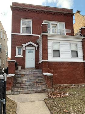 4914 N Troy, Chicago, IL 60625 Albany Park