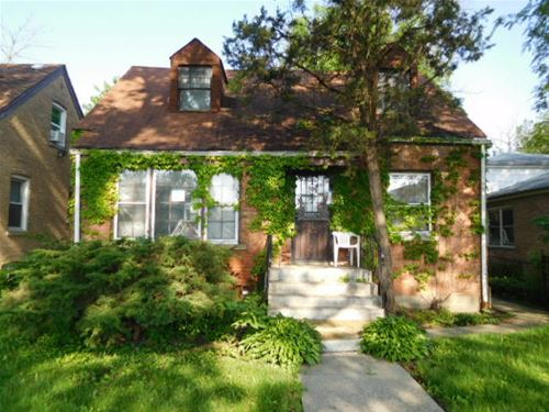11236 S Homewood, Chicago, IL 60643 Morgan Park
