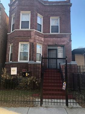 5704 S Throop, Chicago, IL 60636 Englewood