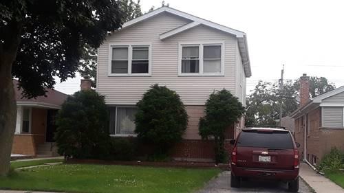 3804 W Pippin, Chicago, IL 60652 Ashburn