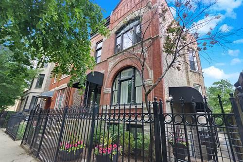 1653 N Bell, Chicago, IL 60647 Bucktown