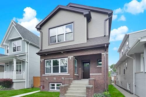 5815 W Warwick, Chicago, IL 60634 Portage Park