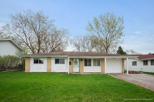 865 Woodlawn, Hoffman Estates, IL 60169