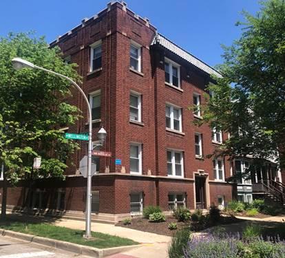 1124 W Wellington Unit 106, Chicago, IL 60657 Lakeview