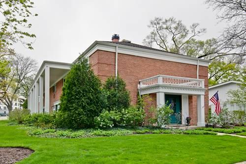 1620 Palmgren, Glenview, IL 60025