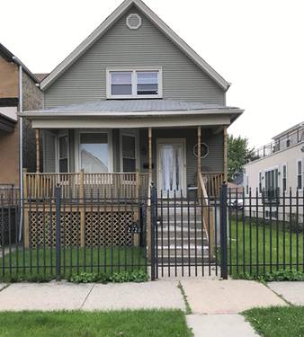 2228 N Keeler, Chicago, IL 60639 Hermosa
