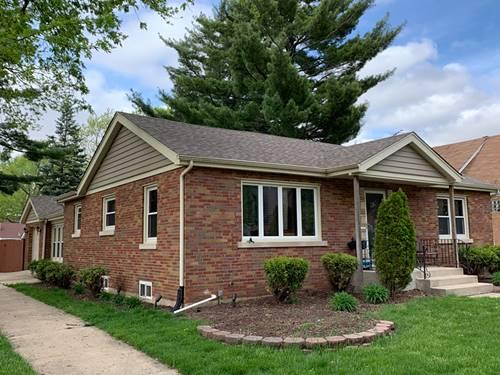4844 W 98th, Oak Lawn, IL 60453