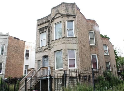 4140 W Wilcox, Chicago, IL 60624 West Garfield Park