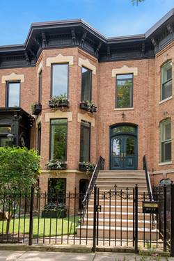 2019 N Bissell, Chicago, IL 60614 Lincoln Park