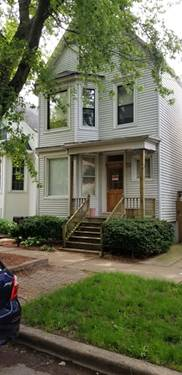 3338 N Hamilton Unit 1R, Chicago, IL 60618 Roscoe Village