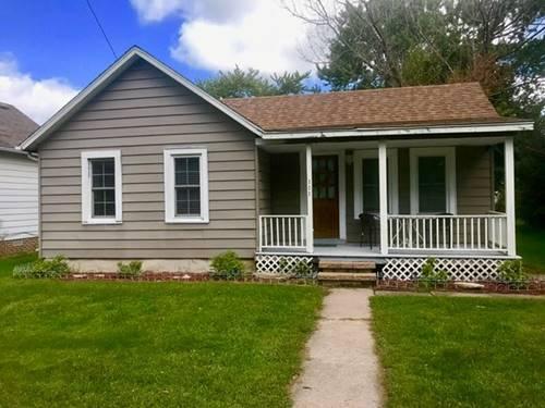 111 E Taylor, Grant Park, IL 60940