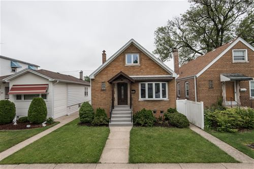 5255 S Meade, Chicago, IL 60638 Garfield Ridge