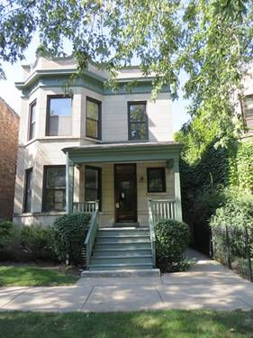 4410 N Dover, Chicago, IL 60640 Uptown