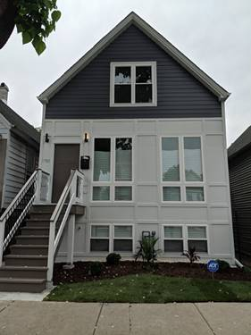 1708 N Tripp, Chicago, IL 60639 Hermosa
