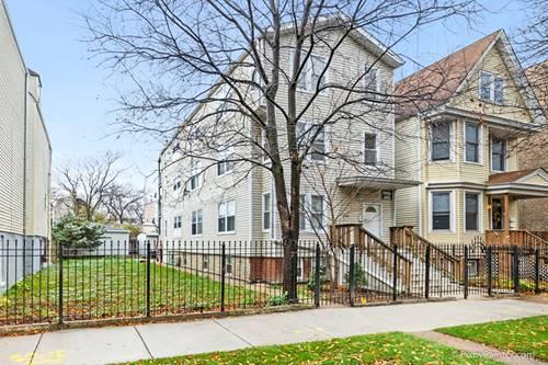 3236 N Whipple, Chicago, IL 60618 Avondale