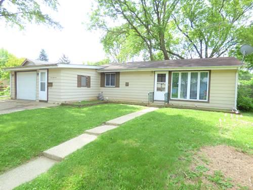 151 Sioux, Carpentersville, IL 60110