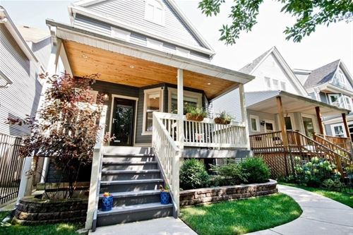 2249 N Monticello, Chicago, IL 60647 Logan Square