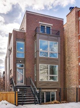 1121 W Chestnut, Chicago, IL 60642 River West