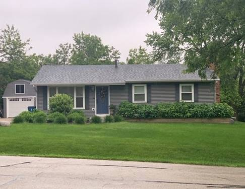6093 Puffer, Downers Grove, IL 60516