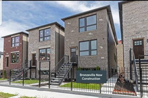 539 E 42nd, Chicago, IL 60653 Bronzeville