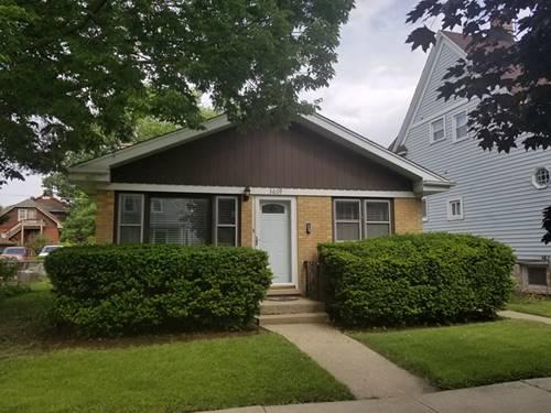 3609 Vernon, Brookfield, IL 60513