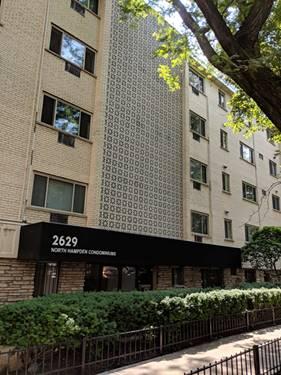 2629 N Hampden Unit 312, Chicago, IL 60614 Lincoln Park