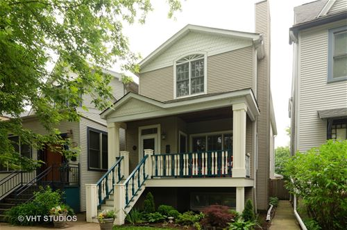 1445 W Pensacola, Chicago, IL 60613 Graceland West