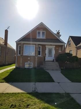 5536 S Newcastle, Chicago, IL 60638 Garfield Ridge