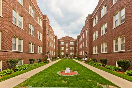 1329 W Touhy Unit 3N, Chicago, IL 60626 Rogers Park