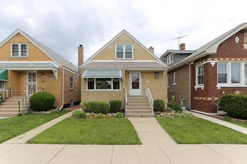 5140 S Lockwood, Chicago, IL 60638 Garfield Ridge