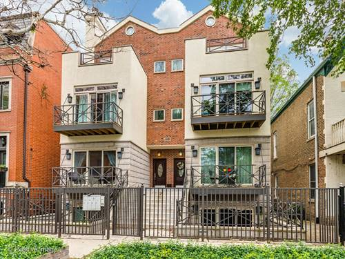 2029 W St Paul Unit 1E, Chicago, IL 60647 Bucktown