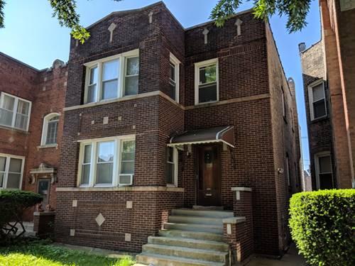 4839 W Wolfram, Chicago, IL 60641 Belmont Cragin