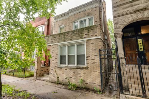 1411 N Campbell, Chicago, IL 60622 Humboldt Park