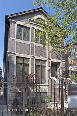 1739 W Altgeld, Chicago, IL 60614 Lincoln Park