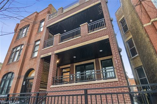 2218 N Halsted Unit 2, Chicago, IL 60614 Lincoln Park