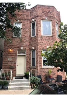 3347 S Lowe, Chicago, IL 60616 Bridgeport