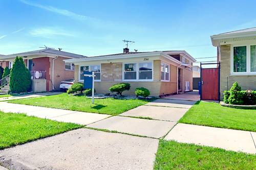 3741 W Pippin, Chicago, IL 60652 Ashburn