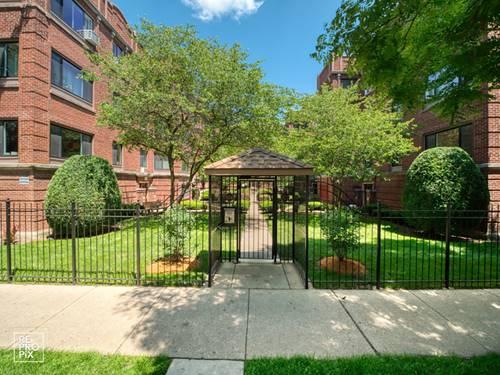 922 W Sunnyside Unit 1A, Chicago, IL 60640 Uptown