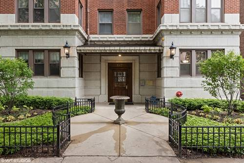647 W Sheridan Unit 1E, Chicago, IL 60613 Lakeview