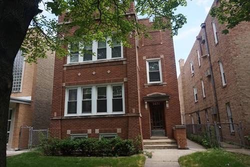 5631 N Kimball Unit 2ND, Chicago, IL 60659 Hollywood Park