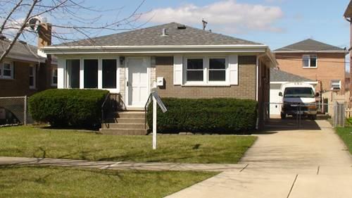 4504 N Oriole, Norridge, IL 60706