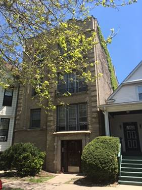 3643 N Hermitage Unit 1, Chicago, IL 60613 West Lakeview